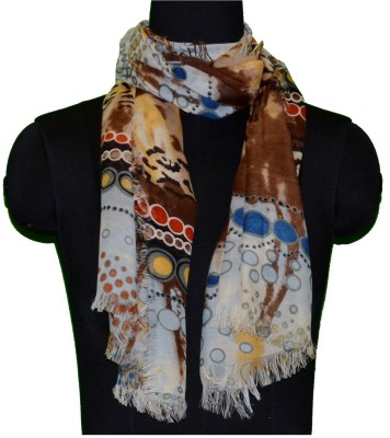 COURTLY LOVE Printed POLYCOTTON Women's Stole
