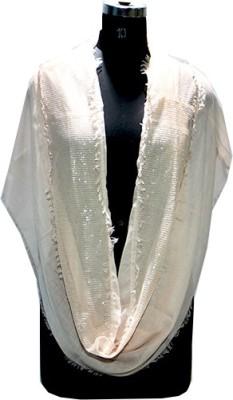 Selfiwear Embellished Viscose Women's Scarf