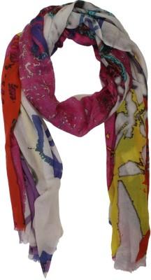 Vritti Designs Printed Modal Women's Scarf