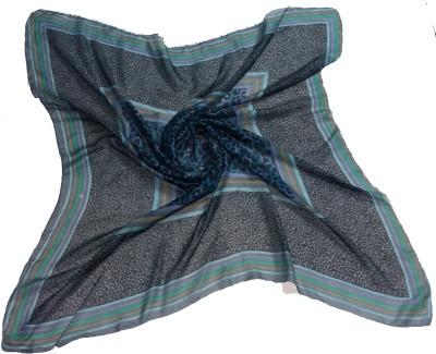 Sisel Printed 100% Silk Women's Scarf
