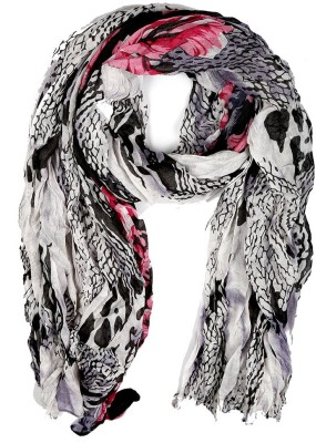 Holidae Printed viscos Women's Scarf
