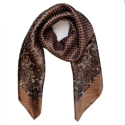 Add to Style Embellished Satin Women's Scarf