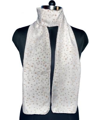 BrownBird Self Design Cotton Silk Women's Stole