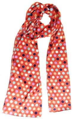 Hi Look Polka Print Rayon Women,s