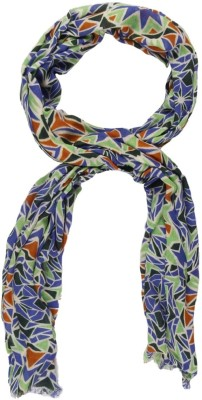 Toscee Printed 70%Wool, 30%Silk Women,s