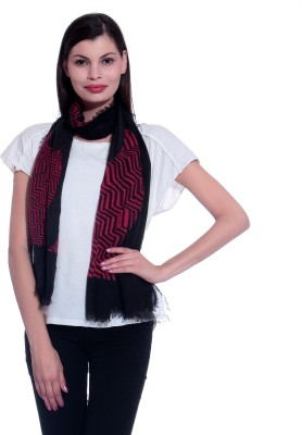 illuminati lifestyle Self Design Cotton Women's Scarf