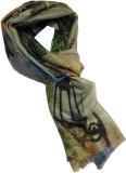 Primero Printed Pure silk Women's Stole