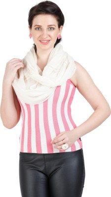 Shyam & Co. Of North Pvt. Ltd. Solid 100% Cotton Women's Scarf