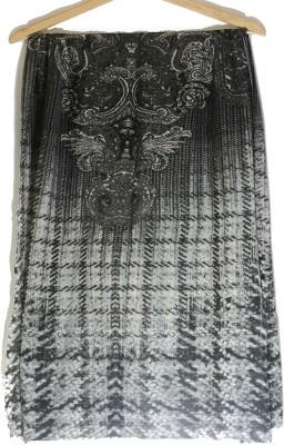 Vritti Designs Printed Woolen Women's Scarf