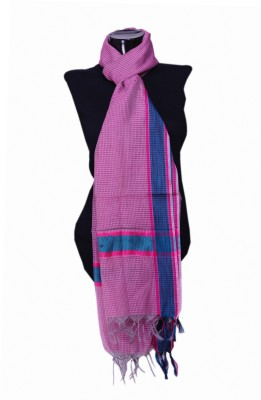Plume Printed Cotton Women's Stole
