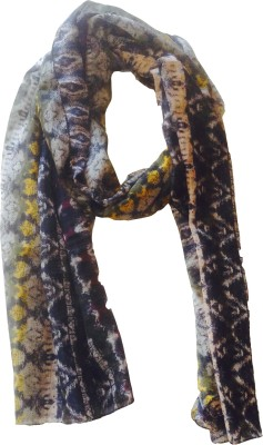 A NS Fab Printed Polyester Women's Scarf