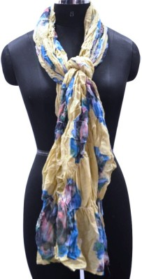 PromotionalClub Printed 100% Cotton Women,s Scarf