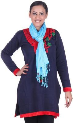Belmarsh Woven Cotton Blend Women's Stole