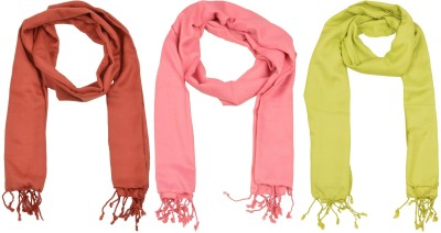 BSB Trendz Solid Cotton Women's Stole
