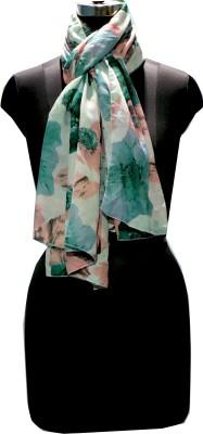 Selfiwear Printed Pc.cotton Girl's Stole