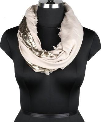 IR Acc Embellished Viscose Women's Scarf