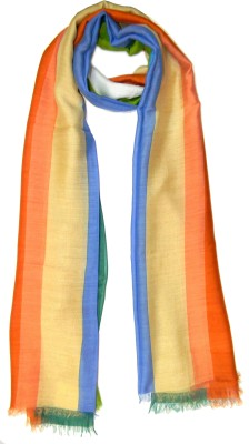Knot Me Printed Viscos Women's Scarf