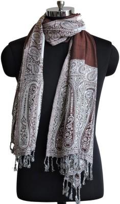 Weavers Villa Viscose Woven Women's Shawl