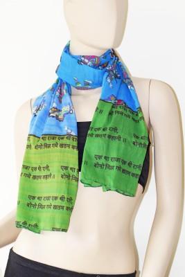 Radio Rani Printed Cotton Women's Scarf