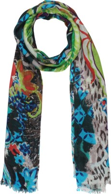Youngerberry Floral Print cotton Women,s, Girl's Stole