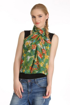 Cool Threads Printed POLYSTER Women's Scarf