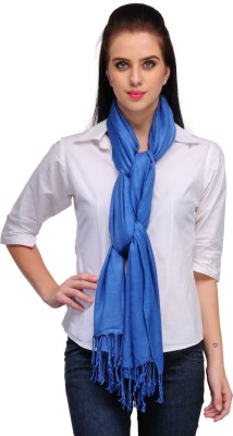 Kiosha Solid Poly Cotton Women's Stole