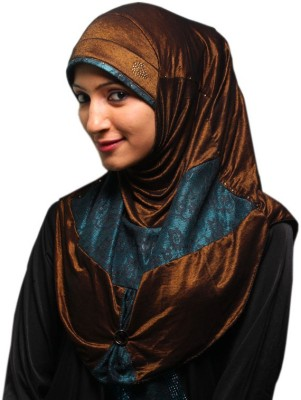 Parvin Solid Polyester Women's Scarf