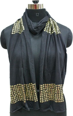 Get Wrapped Embellished Jersey Women's Stole