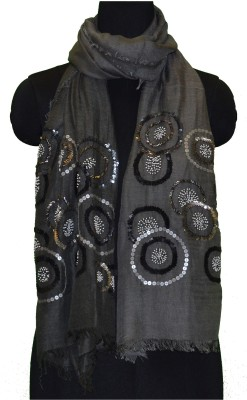 COURTLY LOVE Embellished MODAL PV Women's Stole