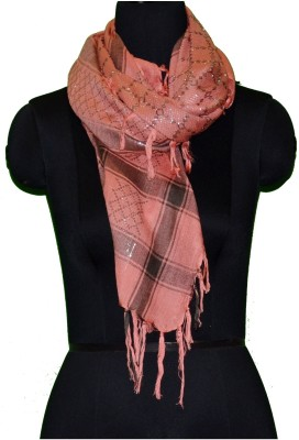 COURTLY LOVE Woven VISCOSE Women's Scarf