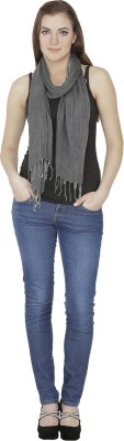 Famous by Payal Kapoor Solid Cotton Women's Scarf