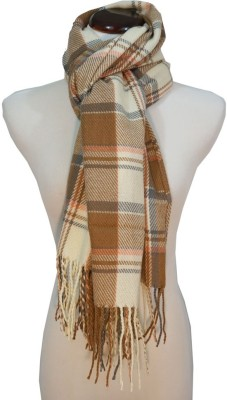 Chicastic Woven Polyester Cotton Women's Scarf