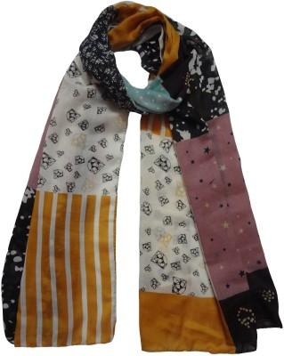 Mesmerize Checkered cotton Girl,s, Women's Stole