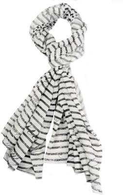 IRACC Striped cotton Women's Scarf