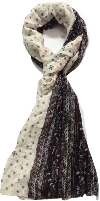 Cherry Berry Printed polyster Girl's Stole