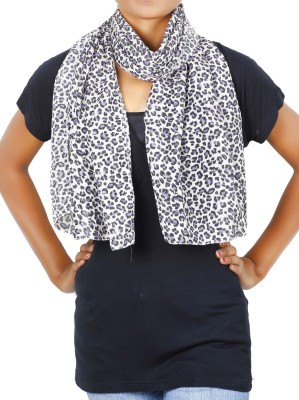 Stylehoops Animal Print Polyester, Rayon Women's Scarf