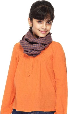 Citypret Printed Cotton Girl's Scarf