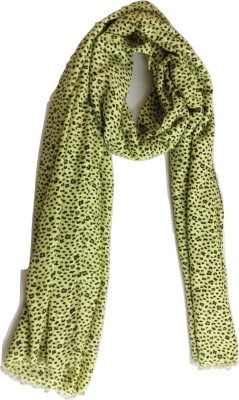 Cherry Berry Printed polyster Women's Stole