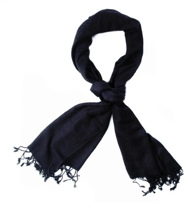ADSA Self Design Pure Wool Women's Stole