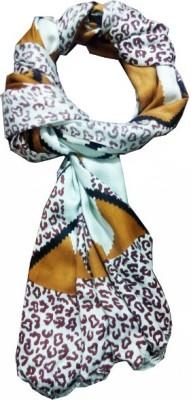 Mesmerise Handicraft Self Design Wollen-Cotton Women's Stole