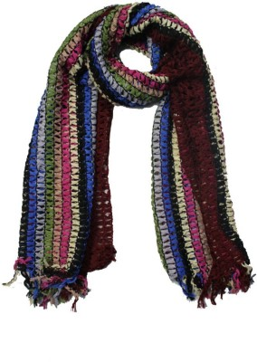 AS42 Woven Wool Women's Stole
