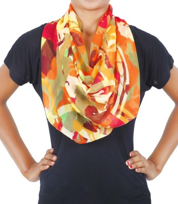 Stylehoops Graphic Print Polyester, Rayon Women's Scarf