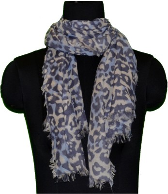 COURTLY LOVE Animal Print POLYCOTTON Women's Stole