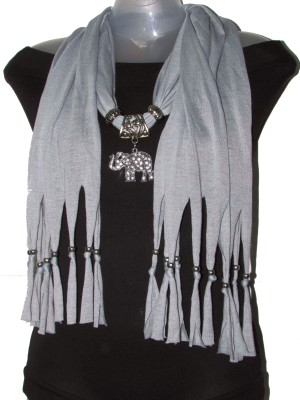 GD Solid Cotton Women's Scarf