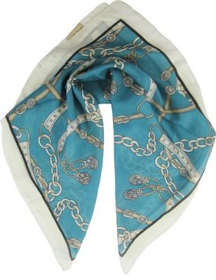 Cashmere Craft Printed 100% Silk Women,s Scarf