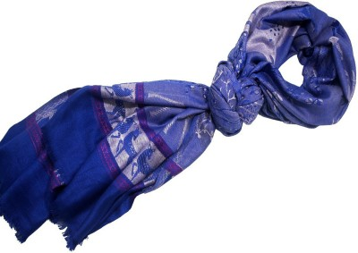 NarNari Self Design Cotton Women,s, Girl's Stole