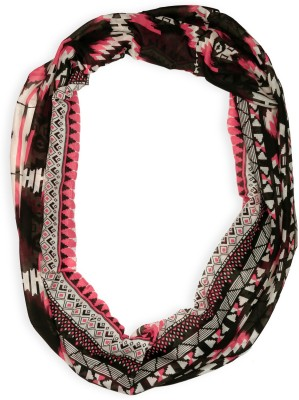 20Dresses Printed Polyester Viscose Blend Women's Scarf
