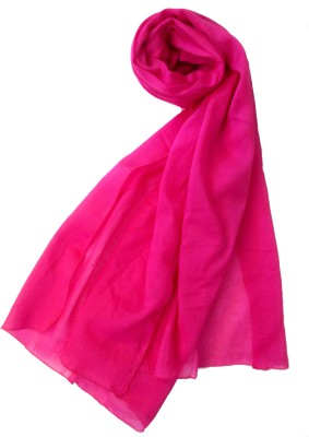 Shiborika Solid Cotton Women's Stole