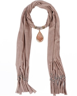 Chooz Designer Studio Solid Cotton Girl's Scarf