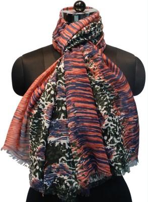 Otua Floral Print Polyester Women's Scarf